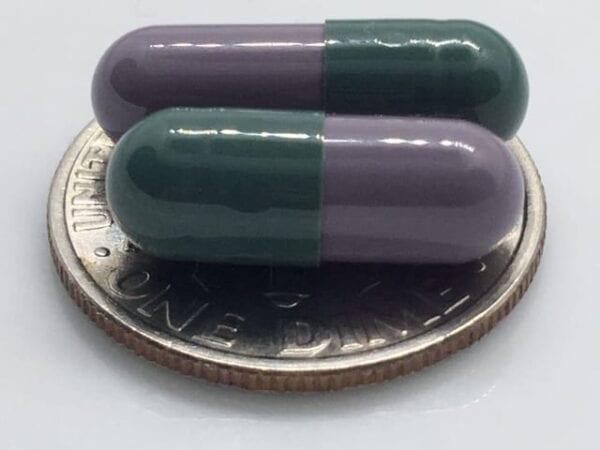 gelcaps-empty-gelatin-capsules-size 4-gray-greens