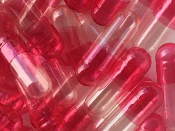 empty-gelatin-capsules-pink-translucent-size 4