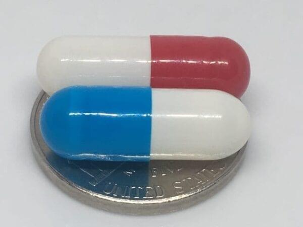 CapsuleUSA-empty-gelatin-capsules-gelcaps-size 1