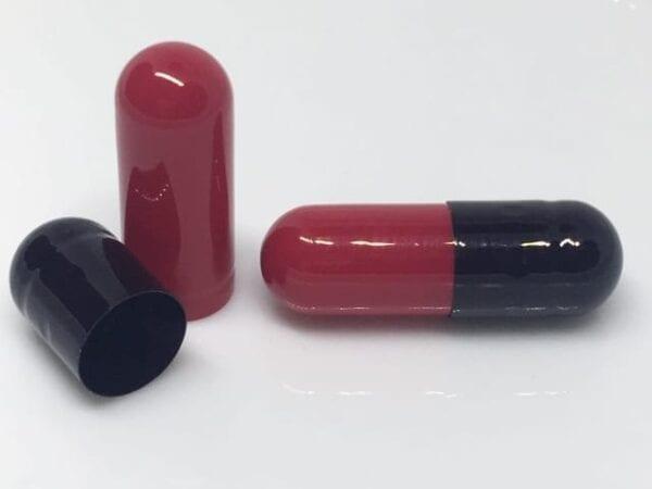 empty-gelatin-capsules-red-black-gelcaps-size 1